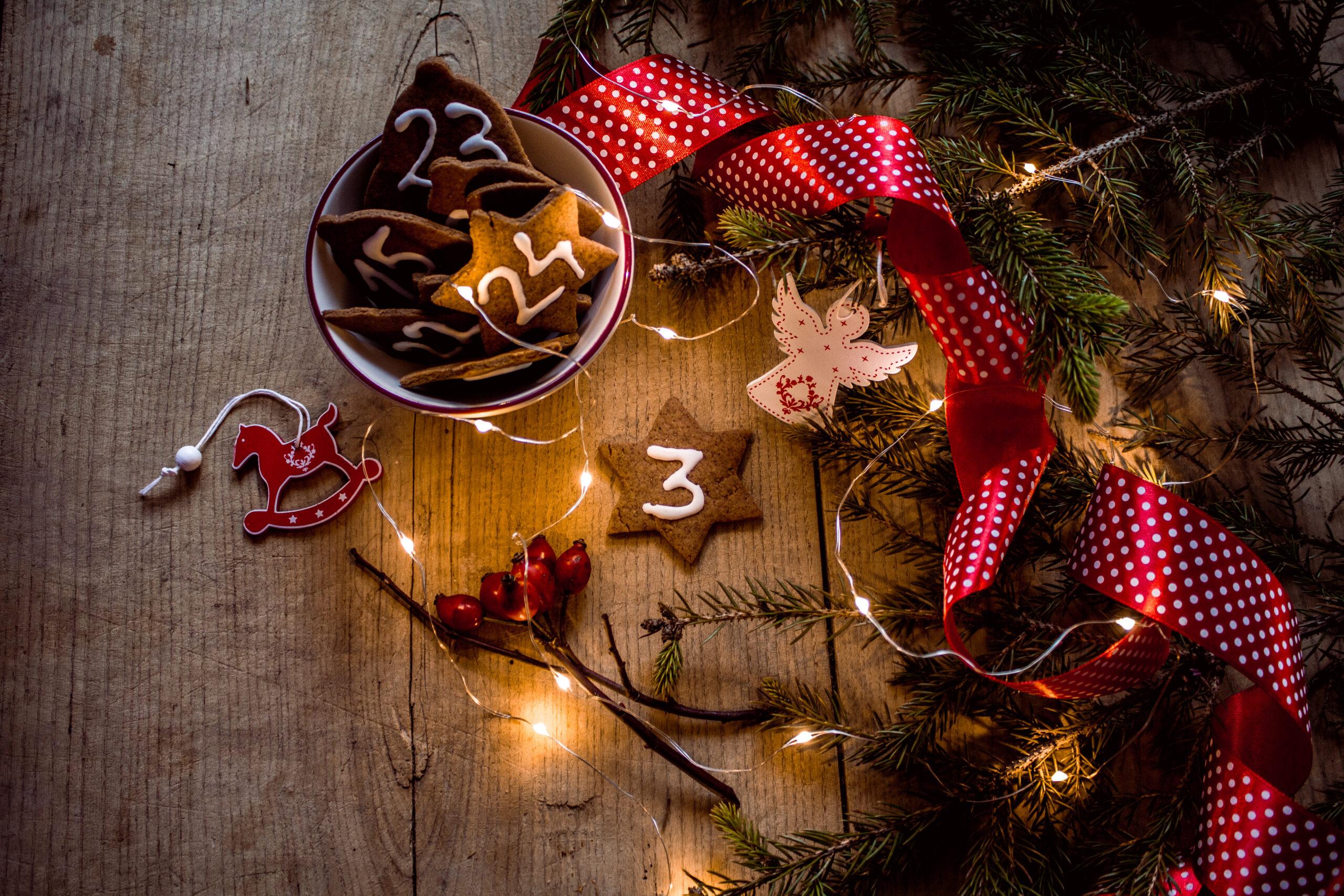 MAGICZNY GRUDZIEŃ: #3 – Ciasteczka dla Mikołaja.