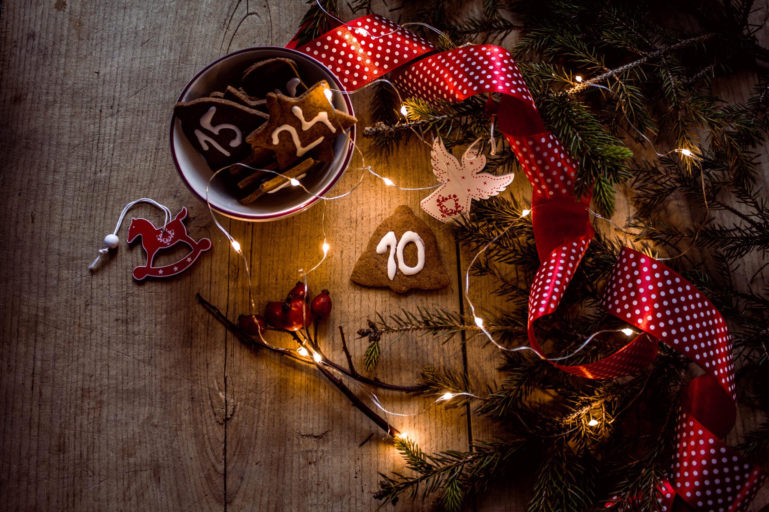 MAGICZNY GRUDZIEŃ: #10 – Cynamonowo- serowe ciasteczka.
