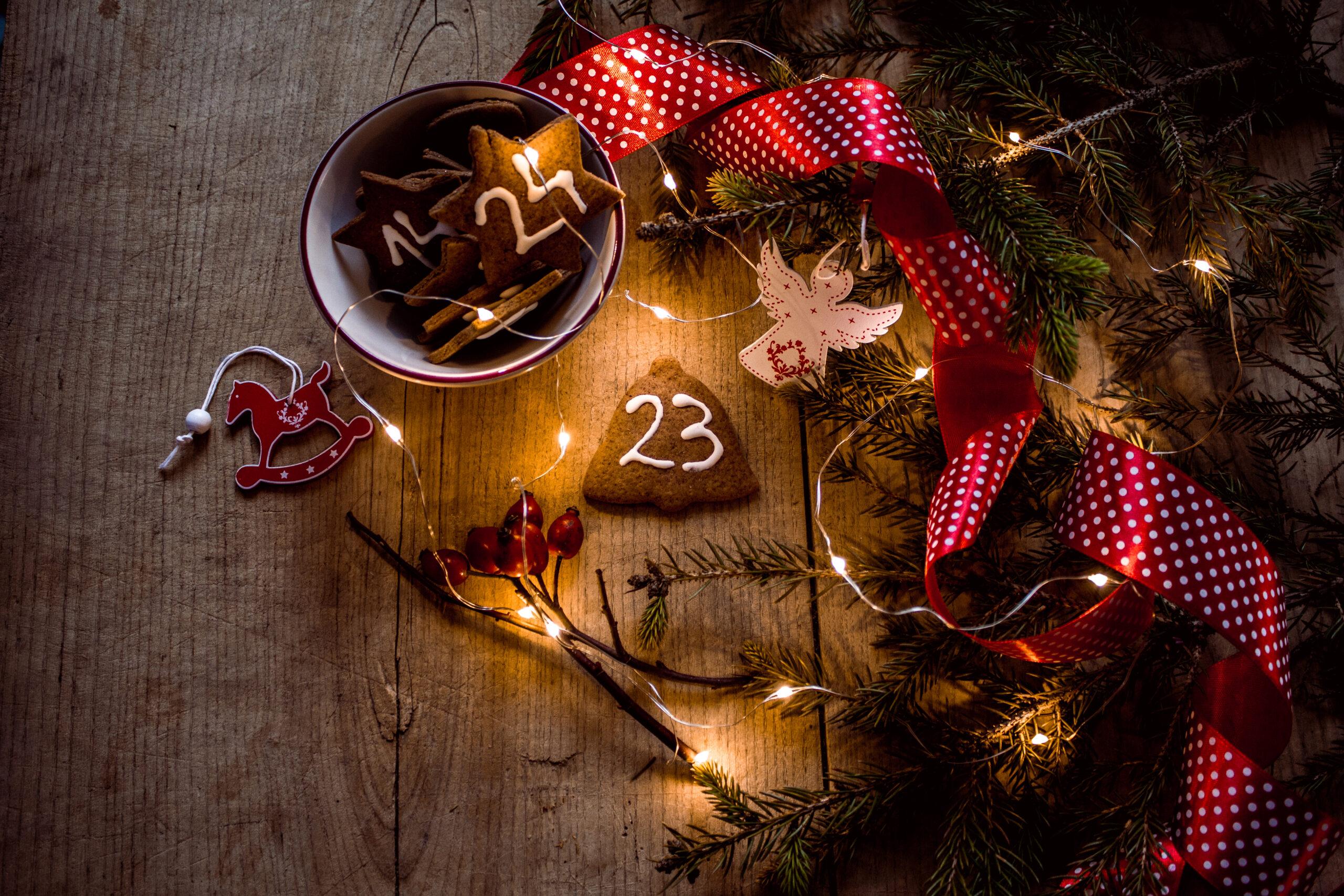 MAGICZNY GRUDZIEŃ: #23- Świąteczny spacer.
