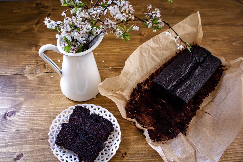 Ciasto kakaowe mieszane łyżką. Szybkie w przygotowaniu, proste i zawsze się udaje!