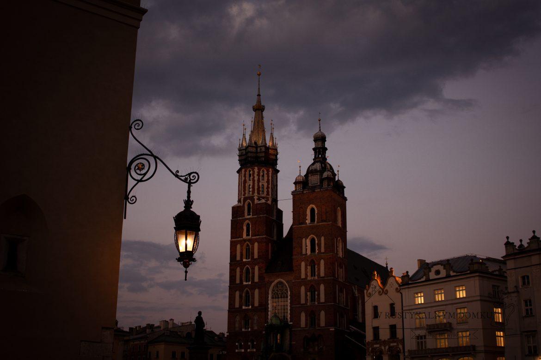 Odkrywamy- Małopolska. Kraków nocą..